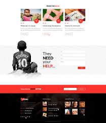 Ngo Templates Giving NGO And Charity HTML Template Modern Web Templates 16