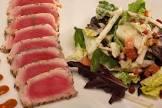 ahi jicama salad