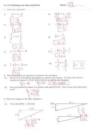 solving quadratic equations factoring worksheet answers algebra 2 jennarocca ideas collection glencoe unit 1 test shots