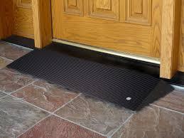 Rubber Threshold Ramps for Doorways and Sliding Doors - HandiRamp