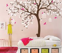 mountain decal white tree wall decal for nursery nursery wall decals es mountain wall mural
