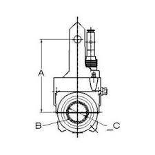 Details About Accuride Gunite Automatic Slack Adjuster 1 5in Dia 10spl 5 5 Arm As1168