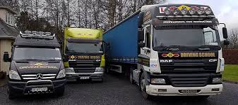 kildare driving academy truck driving lesson naas laois carlow kildare