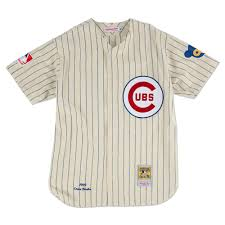 Estromy Ernie – Jersey Chicago Banks Cubs 1969 Replica