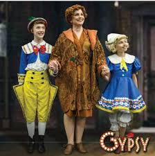 Bette midler / music producer doug masek. Riverside Theatre Presents The Classic Broadway Smash Gypsy Indian River Guardian