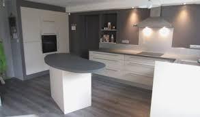 Plan De Travail Cuisine Gris Anthracite Design De Maison