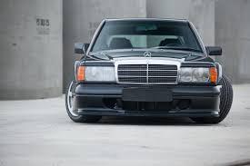 Car Porn: 1990 Mercedes-Benz 190E 2.5-16 Evolution 2 - Airows