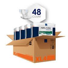 Abena Abri Form Size Chart Abena Abri Form Premium Adult Diaper Briefs 75 95 Picclick