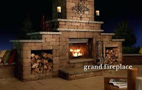 indoor gas fireplace kits grand fireplace gas fireplace kits indoor home depot