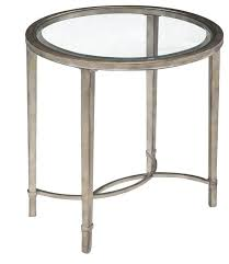 round glass end tables. Small Glass End Table Tables Designs Metal Silver Minimalist Useful Luxurious Lacquered Elegant Varnished Simple Furniture Round