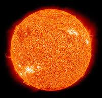 Солнце Википедия