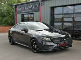 Hello hello, welcome to the 2019 mercedes benz e300 coupe in amg trim. Mercedes Classe E Coupe Mercedes Benz E300 2 0 245ps S S 9g Tronic 2018 5my Amg Line Used The Parking