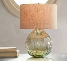 Glass Base Table Lamps Gorgeous Unusual Inspiration Ideas Glass Base Table Lamps 32
