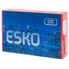 <b>Смеситель для раковины Esko</b> Monaco однорычажный в ...