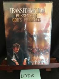 Phillip Fields Get Real Ministries Transformation Possessing Gods Promises  6 CDs | eBay