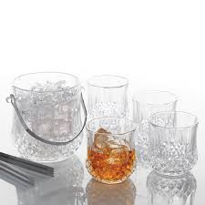 Gibson Home Jewelite 6 Piece Ice Bucket Set