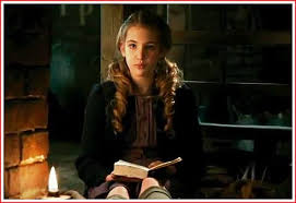 liesel meminger reading a book in her basement things i love liesel meminger reading a book in her basement things i love books movie tv and movie