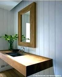 diy floating vanity.  Floating Diy Floating Vanity Concrete With W