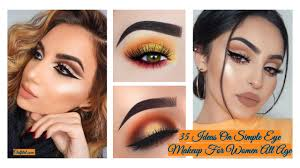 35 ideas on simple eye makeup for women all age