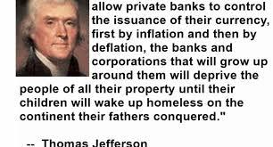 Image result for u s founders quotes banks image