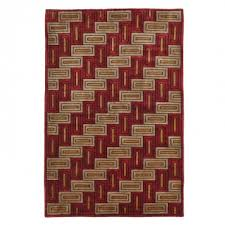 contemporary wool rug 6 x9