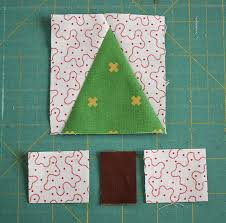 Tree Quilt Patterns Fascinating Patchwork Tree Quilt Block Tutorial Diary Of A Quilter A Quilt Blog