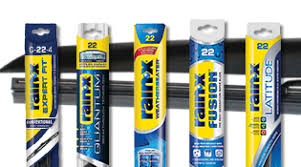 Rain X Outsmart The Elements Wiper Blades Windshield