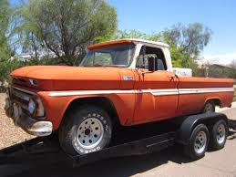 65 Chevy Truck Original Paint. Arizona Pickup Truck | 60-66 Chevy ...