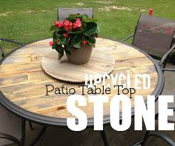 a lot of times when the glass breaks in our patio tables