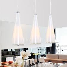 3 light glass shade material multiple pendant lights with bedroom