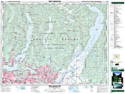 Loon Lake Depth Chart Loon Lake British Columbia Anglers Atlas