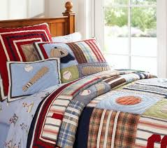 33 best Sports Bedding for Kids images on Pinterest | Kidsroom ... & The quilt and sham we are getting for David's big boy bed! :). Sports  BeddingPottery ... Adamdwight.com