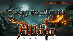 Destiny Board Guide Chart Your Own Path In Albion Online