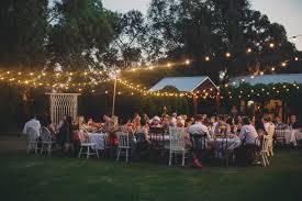 diy outdoor wedding lighting. DIY Backyard Wedding / Sarah Jean Photography Diy Outdoor Lighting