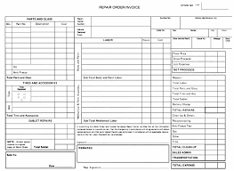 Auto Repair Invoice Template And Legal Invoice Template Word Luxury ...