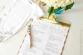 Free Printable Baby Shower Planning Checklist Unoriginal Mom