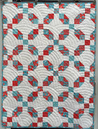 Two Finishes for Friday! ~ 9 Patch Baby Quilts | KatyQuilts & 9 Patch Baby Quilts Adamdwight.com