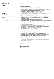 clinical research coordinator resume sample sample marketing coordinator resume project coordinator