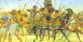 Image result for صور بوابة حربية في عهد الفراعنة