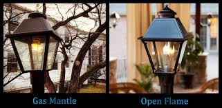 what is the difference between gasglow led and candelabra base electric fixtures american gas lamp