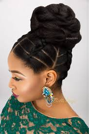 Mariage Inspirations Coiffures Ma Coiffeuse Afro