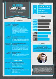 Cv Originaux Recherche Google Design Tool Resume Pinterest