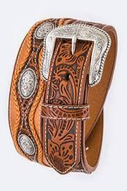 goldmountaintrading com western watches montana men s floral tooled leather braided belt heavy duty western engraved concho gun rodeo
