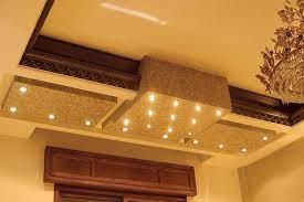 false ceiling design for high ceiling