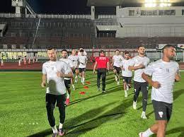 أول صور من مران منتخب مصر الأولمبي في اليابان استعدادا لـ طوكيو 2020 :  صحافة الجديد رياضة
