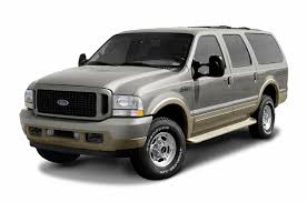 2004 Ford Excursion XLT 6.8L 4x4 Specs and Prices
