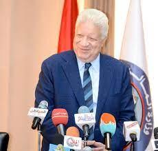 منع مرتضى منصور من الظهور الإعلامي لمدة شهرين