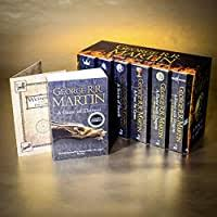 A Song of <b>Ice and Fire</b>, 7 Volumes: Amazon.co.uk: George R.R. ...