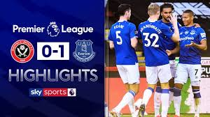 Everton's home form has been poor in the last few months but they should be able to get back on track by comfortably beating relegated sheffield united. Sheffield United 0 1 Everton Richarlison Header Ends Blades Dreams Of Europa League Football News Sky Sports