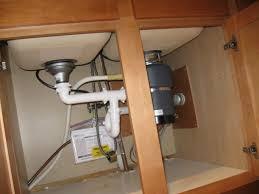 Under Kitchen Sink Cabinet Kitchen Sink Leaking Kitchen Design Ideas